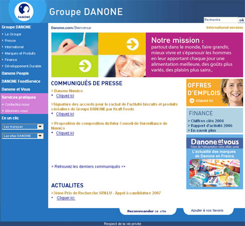 wahaha vs danone Great moments in chinese conflict management: the danone fail | chinese negotiation groupe danone of france was a frontrunner in the race to win the china market, striking what it thought was a win-win deal with a well-known chinese brand, wahaha.